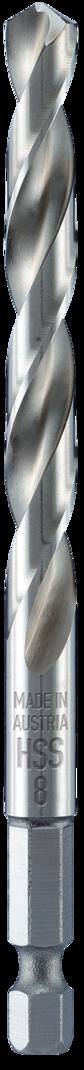 5mm Alpen 50100450100 Morse Taper Shank Drills Hss Long Din 340 Rn 4
