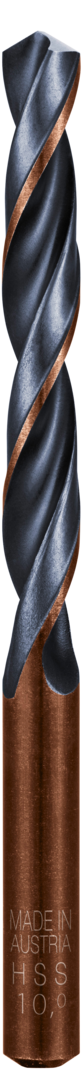 7.5 mm ALPEN 62600750100 Spiralbohrer Sprint Master DIN338RN HSS Zylinderschaft Bohrer /ø 1 St/ück
